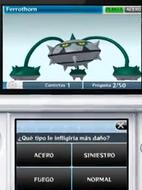 Pregunta Pokédex 3D PRO Ferrothorn