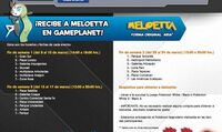 Evento Meloetta Mexico GamePlanet