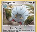 Shelgon (Maravillas Secretas TCG)