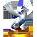 Trofeo de Lugia SSB4 (3DS)