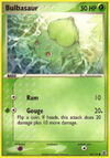 Bulbasaur (FireRed & LeafGreen 55 TCG)