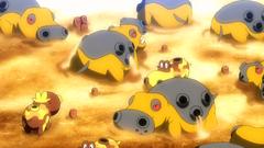 P18 Pokémon del desierto