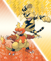 Evento Magmar y Electabuzz XY.png