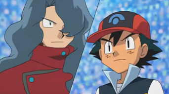 Archivo:EP658 Ash contra Tobias antes de comenzar la batalla.png
