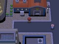 Escuela Pokémon DP