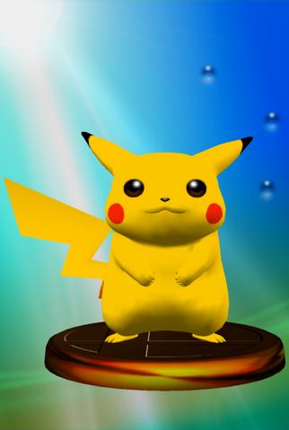 Archivo:Trofeo Pikachu SSBM.png