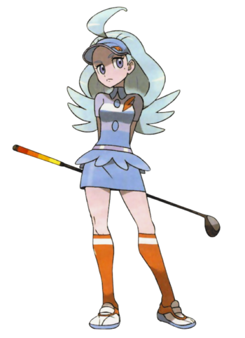 "Kahili en <a href=""/wiki/Pok%C3%A9mon_Sol_y_Pok%C3%A9mon_Luna"" title=""Pokémon Sol y Pokémon Luna"">Pokémon Sol y Pokémon Luna</a>"