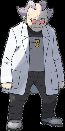 """Ilustración de Plutón en <a href=""""/wiki/Pok%C3%A9mon_Platino"""" title=""""Pokémon Platino"""">Pokémon Platino</a>"""