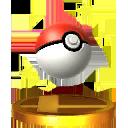 Trofeo de Poké Ball SSB4 (3DS)