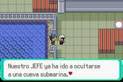 Fuga líder Aqua Esmeralda