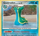 Gastrodon (Maravillas Secretas 8 TCG)