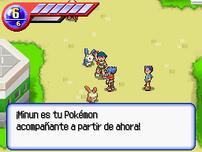 Pokémon Ranger Pokémon Acompañante.png