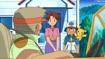 Archivo:EP661 Ash Pikachu Delia y Oak.jpg