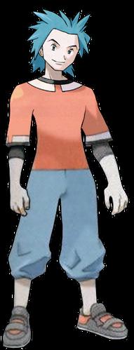 Marcial wikidex fandom powered by wikia for Gimnasio 7 pokemon esmeralda