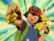 EP292 ¡Ash ha ganado la medalla Piedra!