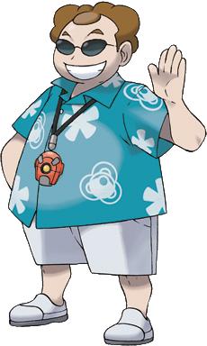 """Ilustración de Treto en <a href=""""/wiki/Pok%C3%A9mon_Esmeralda"""" title=""""Pokémon Esmeralda"""">Pokémon Esmeralda</a>"""