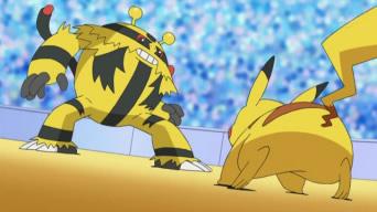 Archivo:EP657 Pikachu vs Electivire.jpg