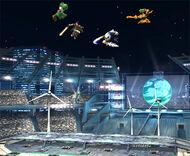 Estadio Pokémon 2 Volador Brawl