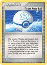 Team Aqua Ball (TCG)