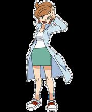 Profesora Encina Anime