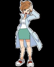 Profesora Juniper/Encina