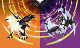 Pokémon Ultrasol y Pokémon Ultraluna