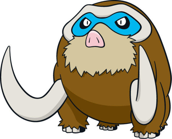 Archivo:Mamoswine (dream world).png