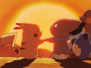 PK01 Pikachu y Snubbull