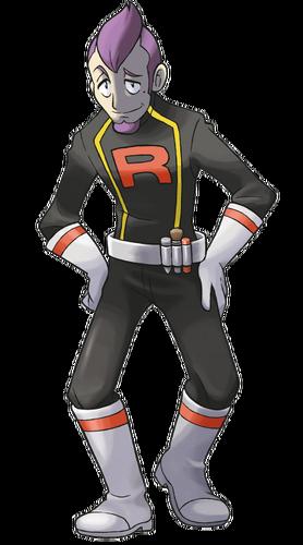 """Ilustración de Petrel en<br /> <a href=""""/wiki/Pok%C3%A9mon_Oro_HeartGold_y_Plata_SoulSilver"""" title=""""Pokémon Oro HeartGold y Plata SoulSilver"""" class=""""mw-redirect"""">Pokémon Oro HeartGold y Plata SoulSilver</a>"""