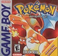 Pokemon Rojo - LTN