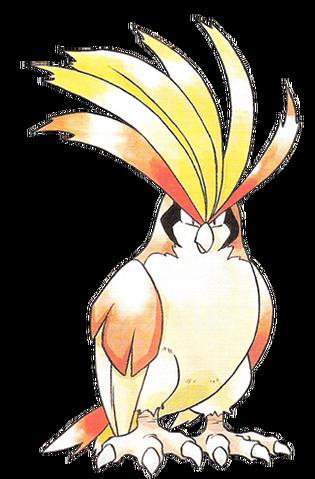Archivo:Pidgeot en la primera generación.png