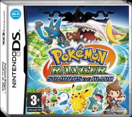 Pokémon Ranger: Sombras de Almia