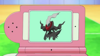 EP658 Darkrai en la Pokédex