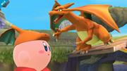 Kirby gorro Charizard SSB4.png