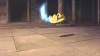 GEN01 Pikachu usando cola férrea
