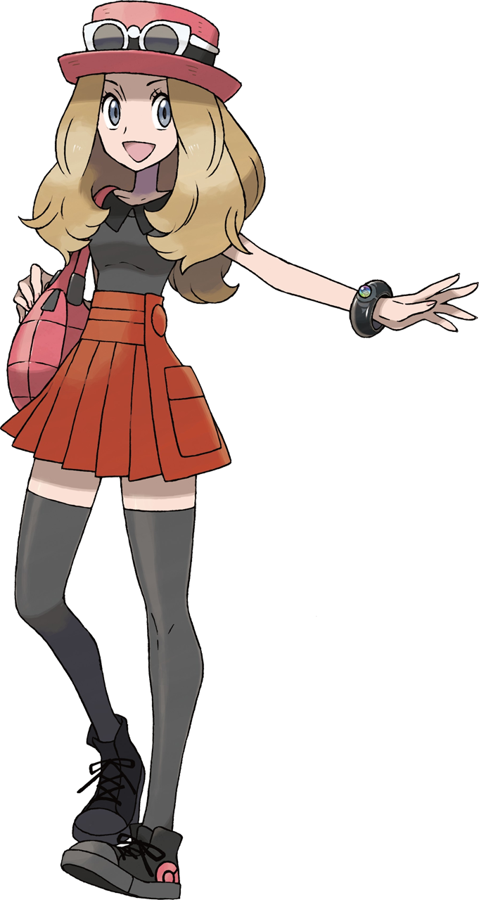 Serena Personaje Wikidex Fandom Powered By Wikia