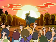 EP525 El Guardián del Aura se marcha en la leyenda