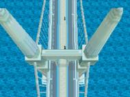 Sky Arrow Bridge Punta central