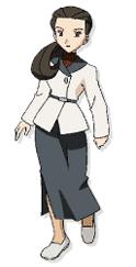 Yuko en la séptima película.