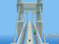 Sky Arrow Bridge Vista completa