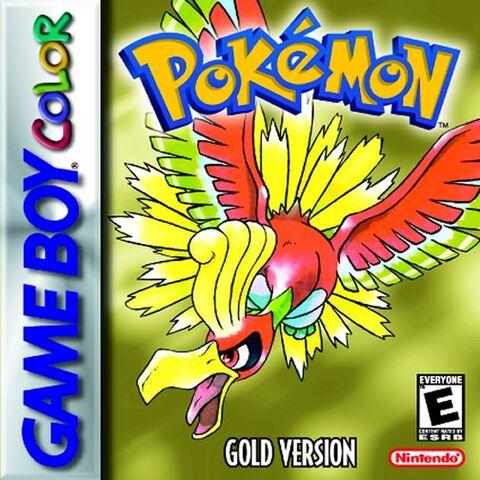 Archivo:Carátula de Pokémon Oro EN.jpg