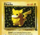 Pikachu (WoTC Promo 1 TCG)