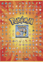 Poster pokemon Album Musical 1