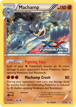 Carta de Machamp