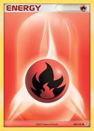 Energía fuego (Diamante & Perla TCG)