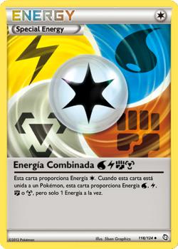 Carta Energía Combinada