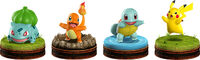 Figuras PokémonComaster