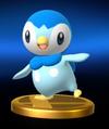 Trofeo de Piplup SSB4 Wii U.png