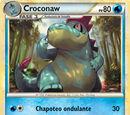 Croconaw (HeartGold & SoulSilver TCG)