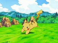 Archivo:EP543 Pikachu preparándose para usar ataque rápido.png